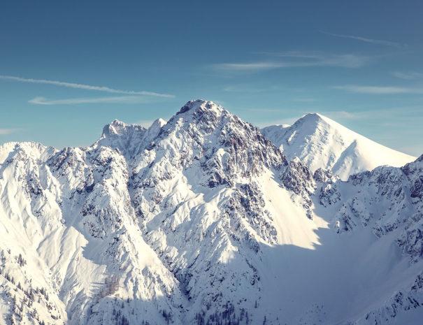Alpen Berge Schnee