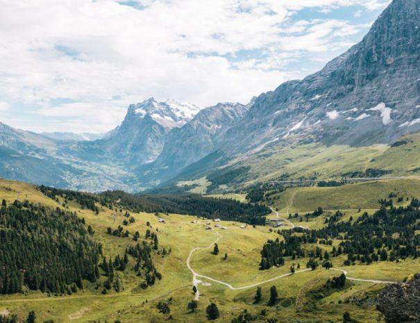 Alpen Berge 2